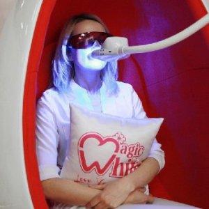 косметическое отбеливание зубов купить