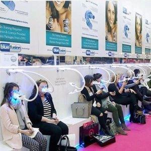лампы для отбеливания зубов цена