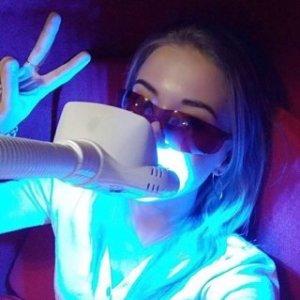 лед лампа для зубов