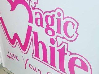 косметическое отбеливание Magic white